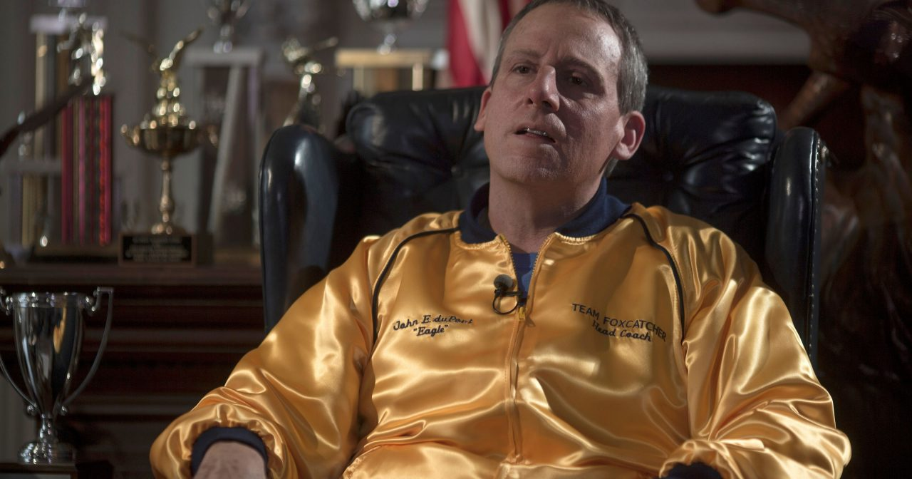 Top Ten TIFF 2014 Films - Foxcatcher (2014)