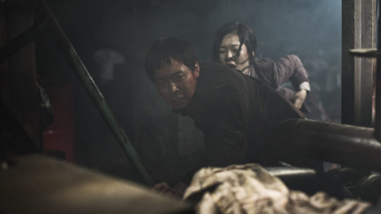 Top Ten TIFF 2014 Films - Haemoo (2014)
