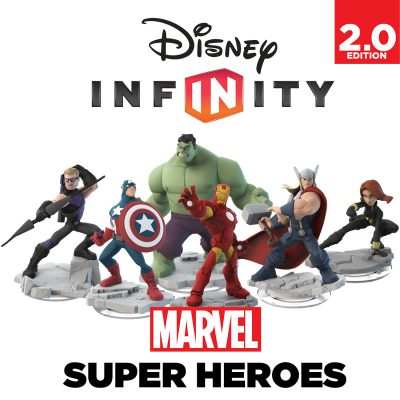 Disney Infinity 2.0: Marvel Super Heroes (PS4) Review 3