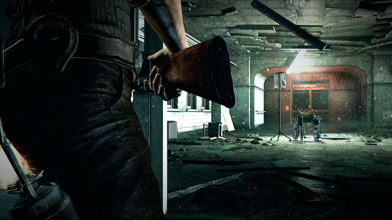 The Evil Within (PS4) review 4