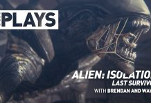 Let's Play Alien: Isolation Last Survivor - 2015-02-01 13:14:04