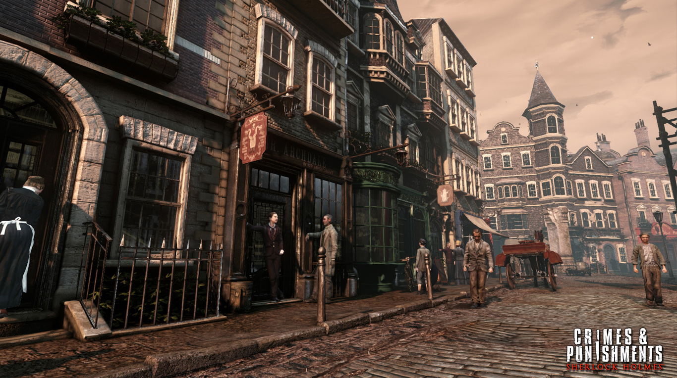 Sherlock Holmes: Crimes & Punishments (PS4) Review 3
