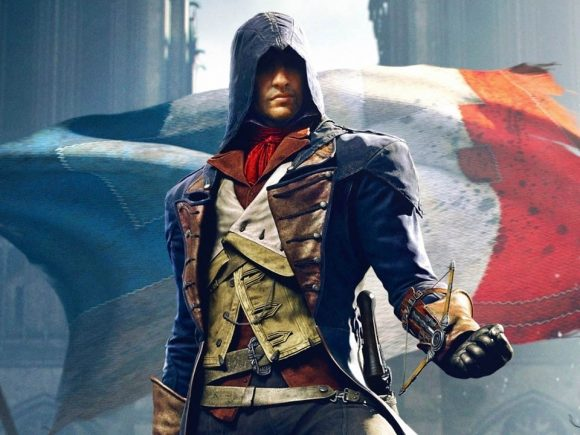 GIVEAWAY: Assassin's Creed Unity/ Edge Shaving Gel