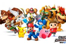 No DLC Planned for Smash Bros. - 2014-11-19 15:29:24