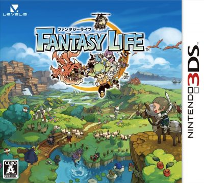 Fantasy Life (3DS) Review 6