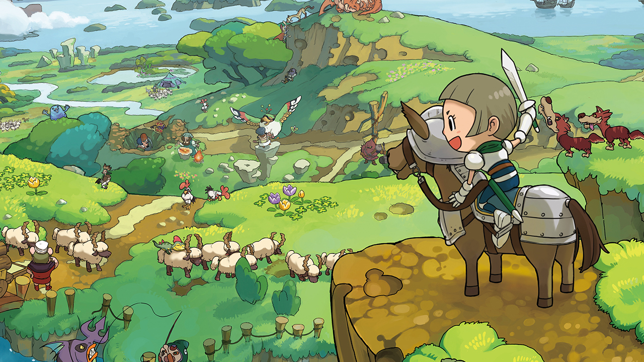Fantasy Life (3DS) Review 5