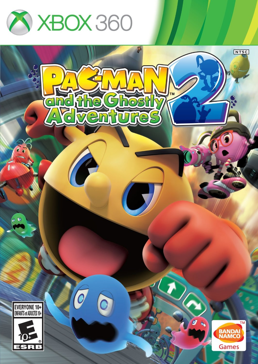 Pac-Man and the Ghostly Adventures 2 (Xbox 360) Review 3