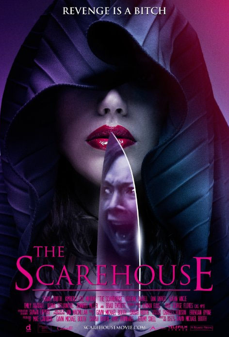 The Scarehouse (Movie) Review