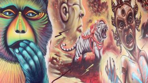 Street Art and Far Cry: An Interview with Nick Sweetman 5