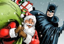 The Top Ten Batman Holiday Entertainments