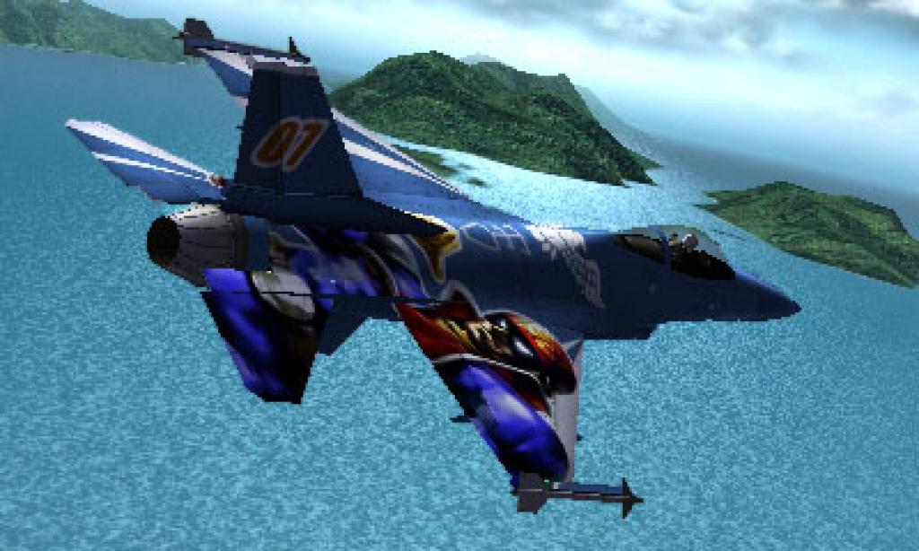 Ace Combat: Assault Horizon Legacy+ (3Ds) Review 2