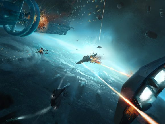 Finding Adventure in Elite: Dangerous