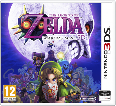 The Legend Of Zelda: Majora's Mask 3D (3DS) Review 1