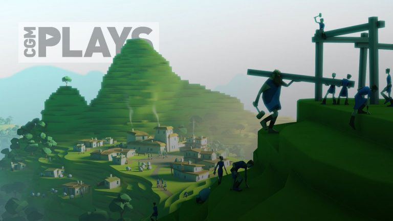 Let's Play GODUS