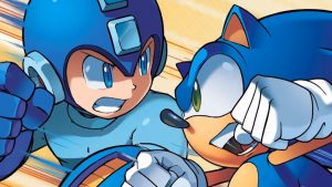 Sonic X Mega Man When Worlds Unite - 2015-02-23 16:32:16