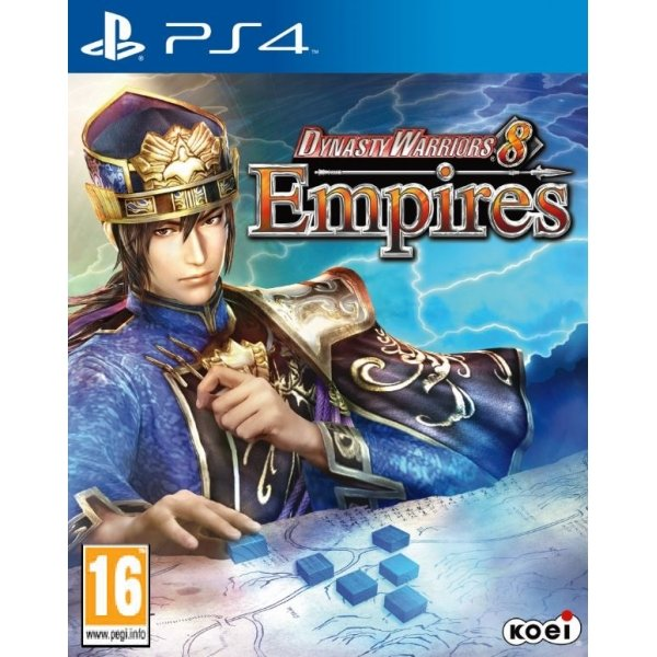 Dynasty Warriors 8: Empires (PS4) Review 4