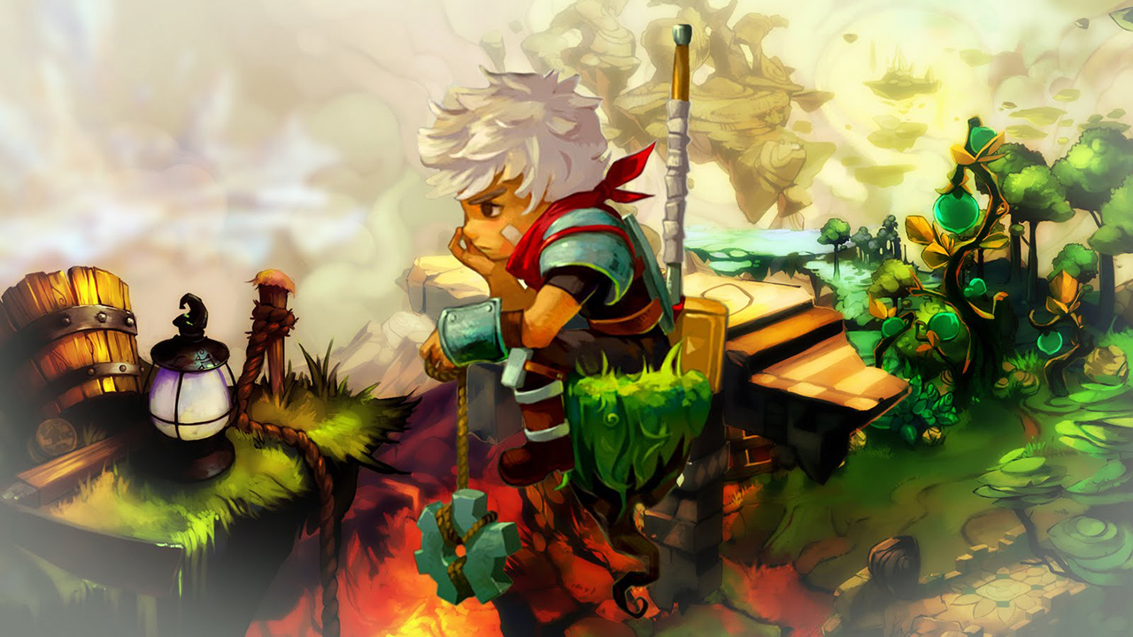 Bastion (PS4) Review 5