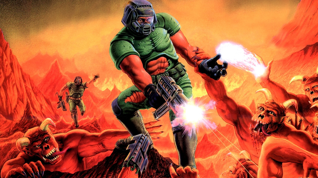 DOOM Holds Up Surprisingly Well 4