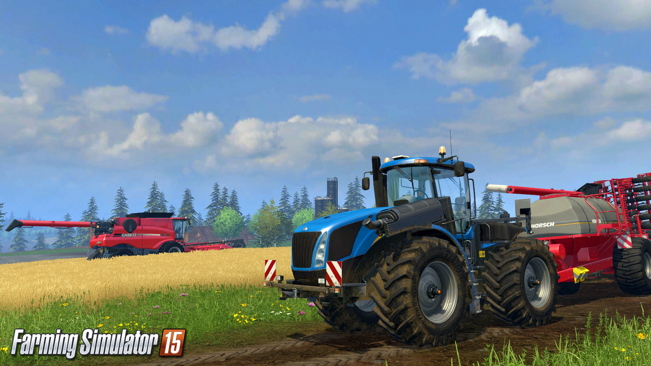 Farming Simulator Getting Online Mode