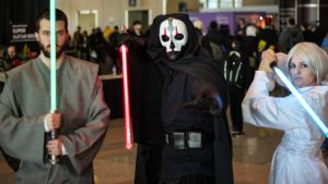 The Cosplay of PaxEast 2015