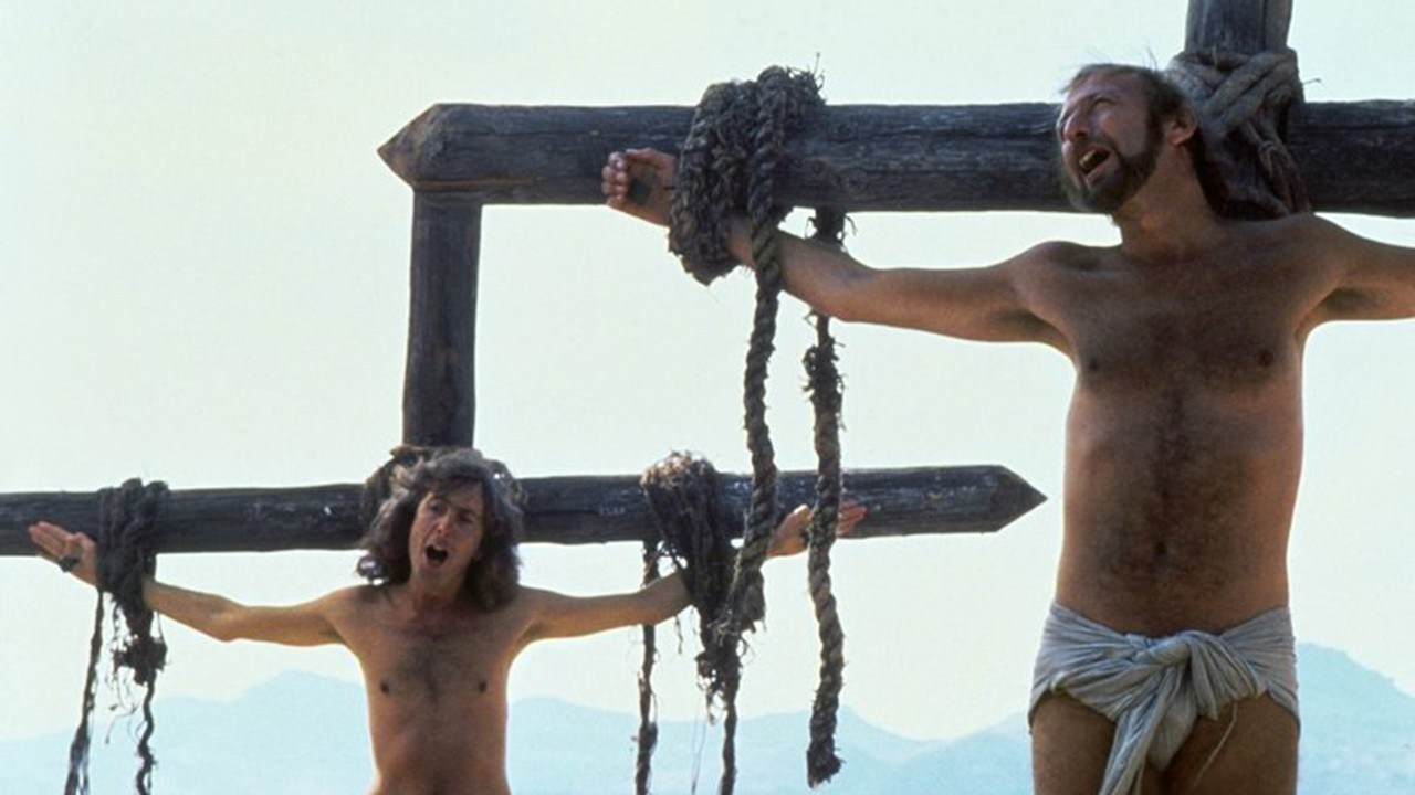 The Top Five Movie Crucifixions