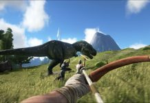 Project Morpheus Gets VR Dinosaur Game - 2015-05-14 01:03:59