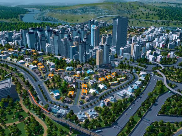 New Roads Ahead: A Cities: Skylines Interview - 2015-05-25 14:10:41