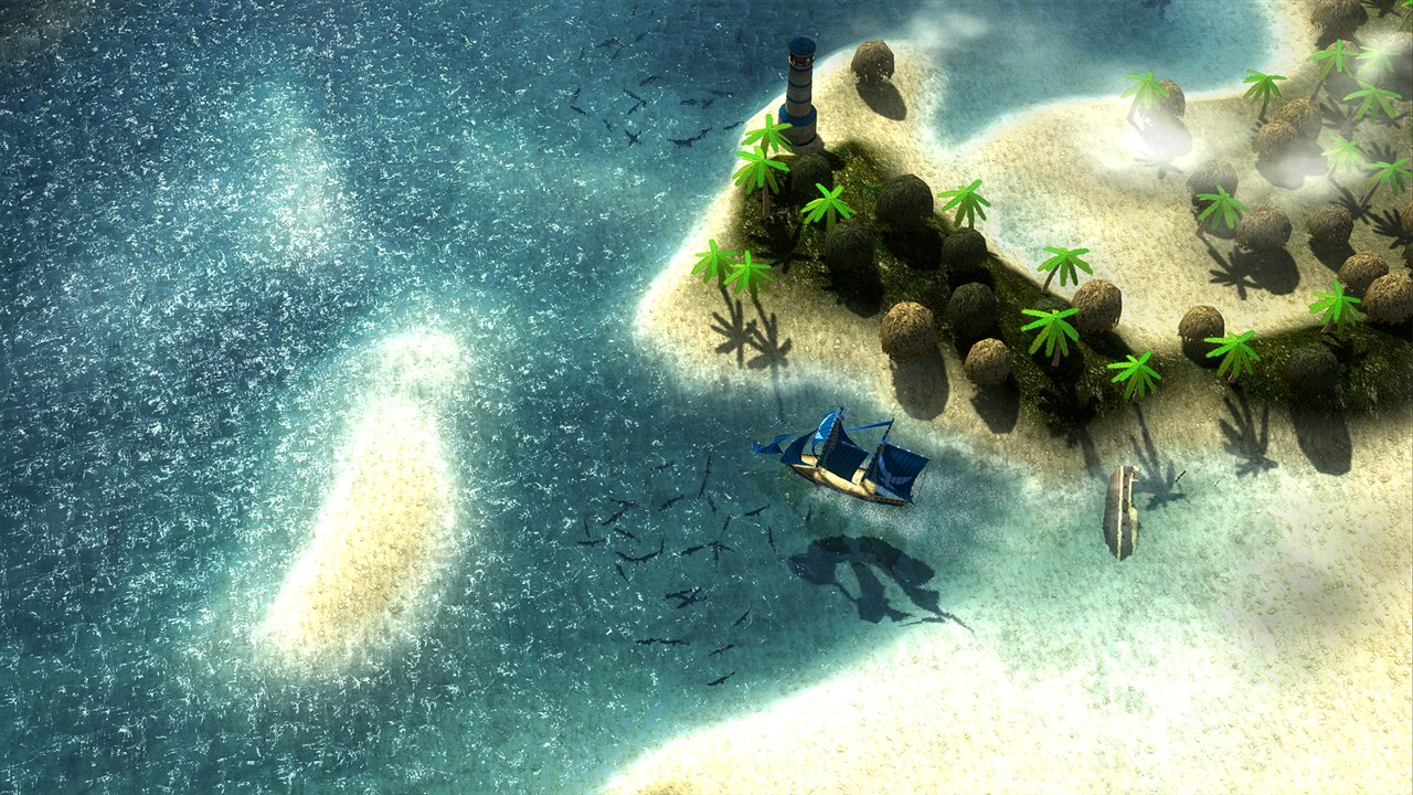 Sim Sea-ty: Windward Preview