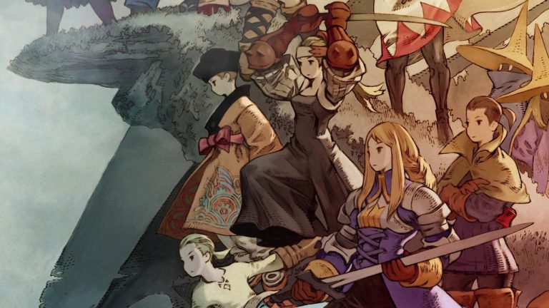 Final Fantasy Tactics: The War of the Lions Out on Android