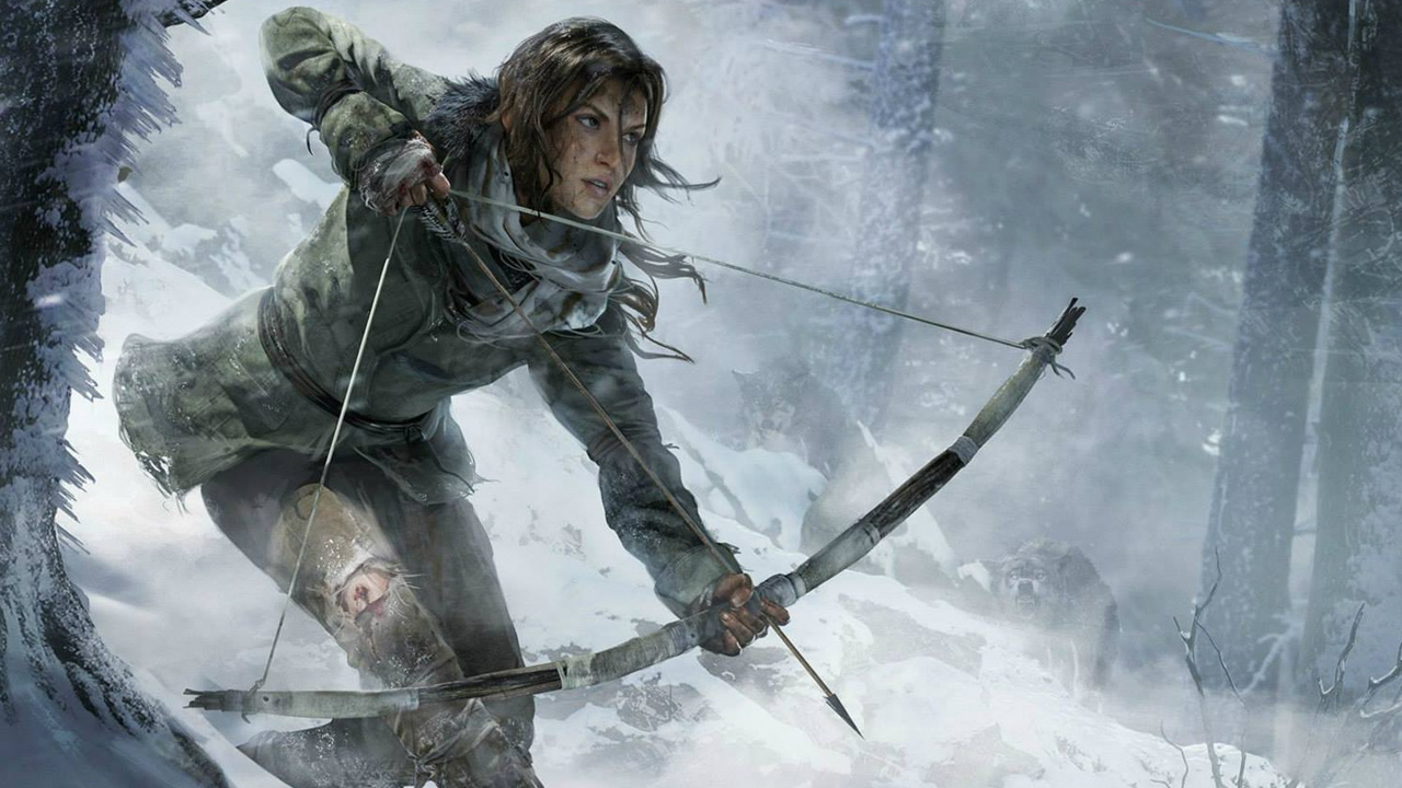 Rise Of The Tomb Raider Drahtseil