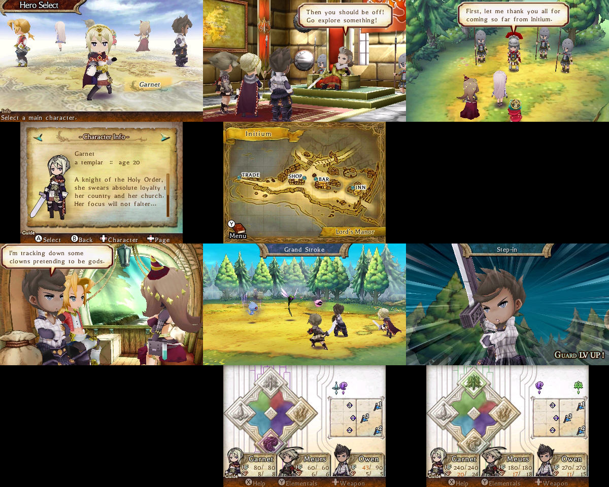 Legend of Legacy Coming to North America this Fall - 2015-06-11 13:06:36