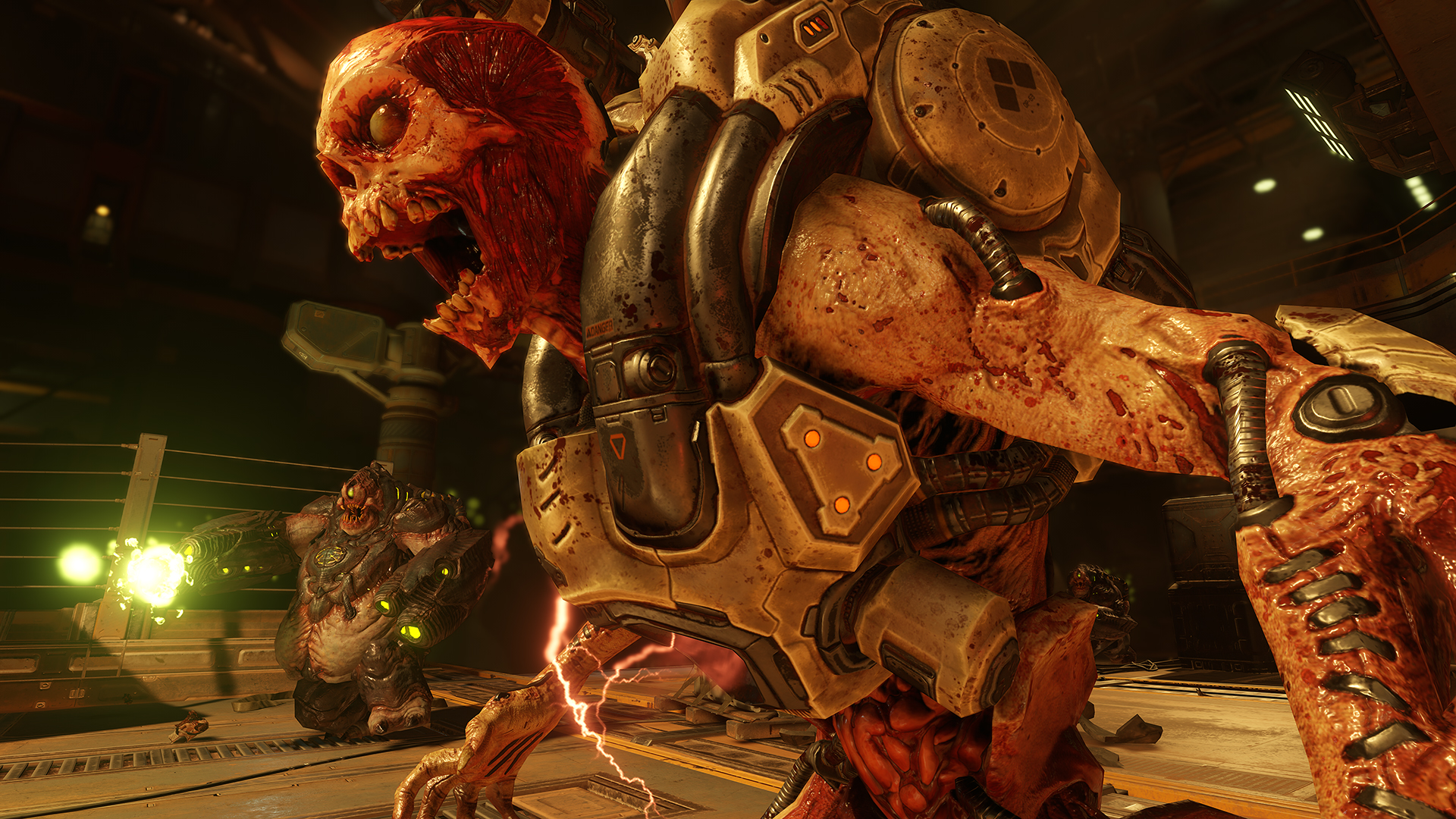New Screenshots From DOOM - 2015-07-24 12:43:42