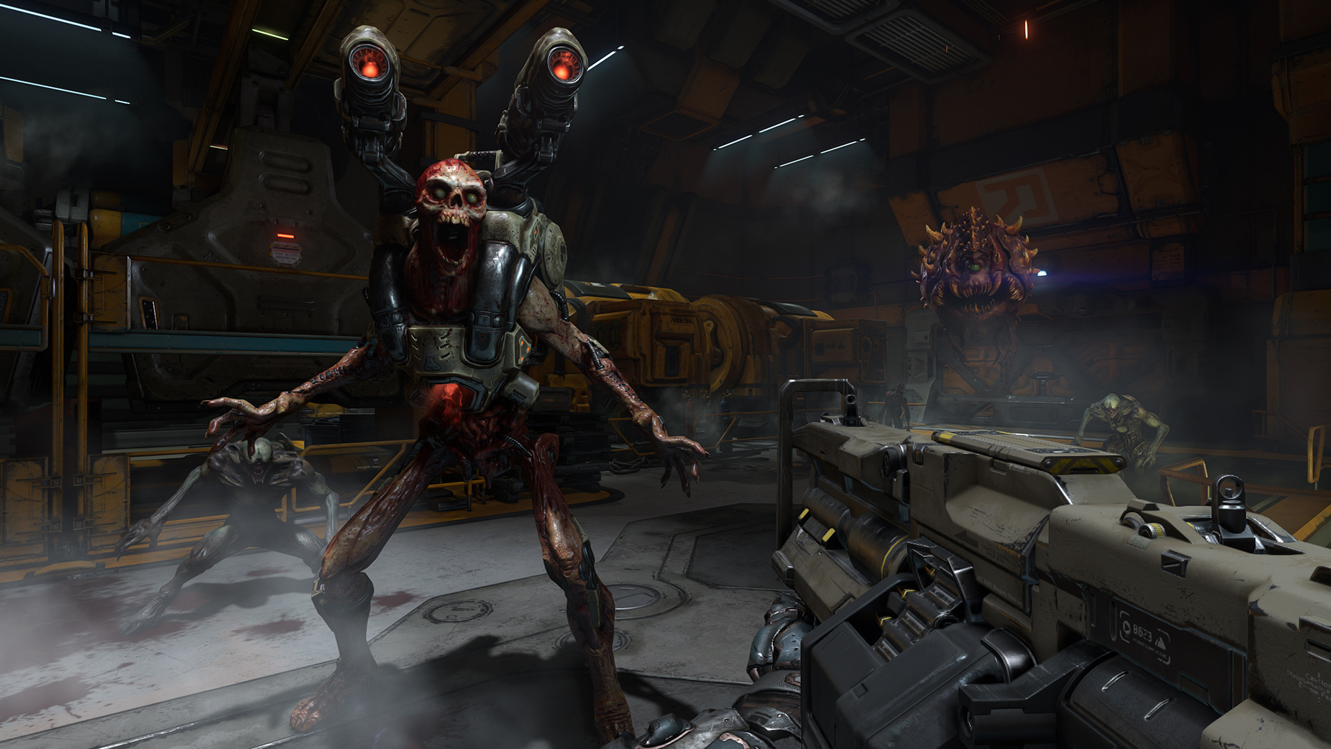 New Screenshots From DOOM - 2015-07-24 12:43:59