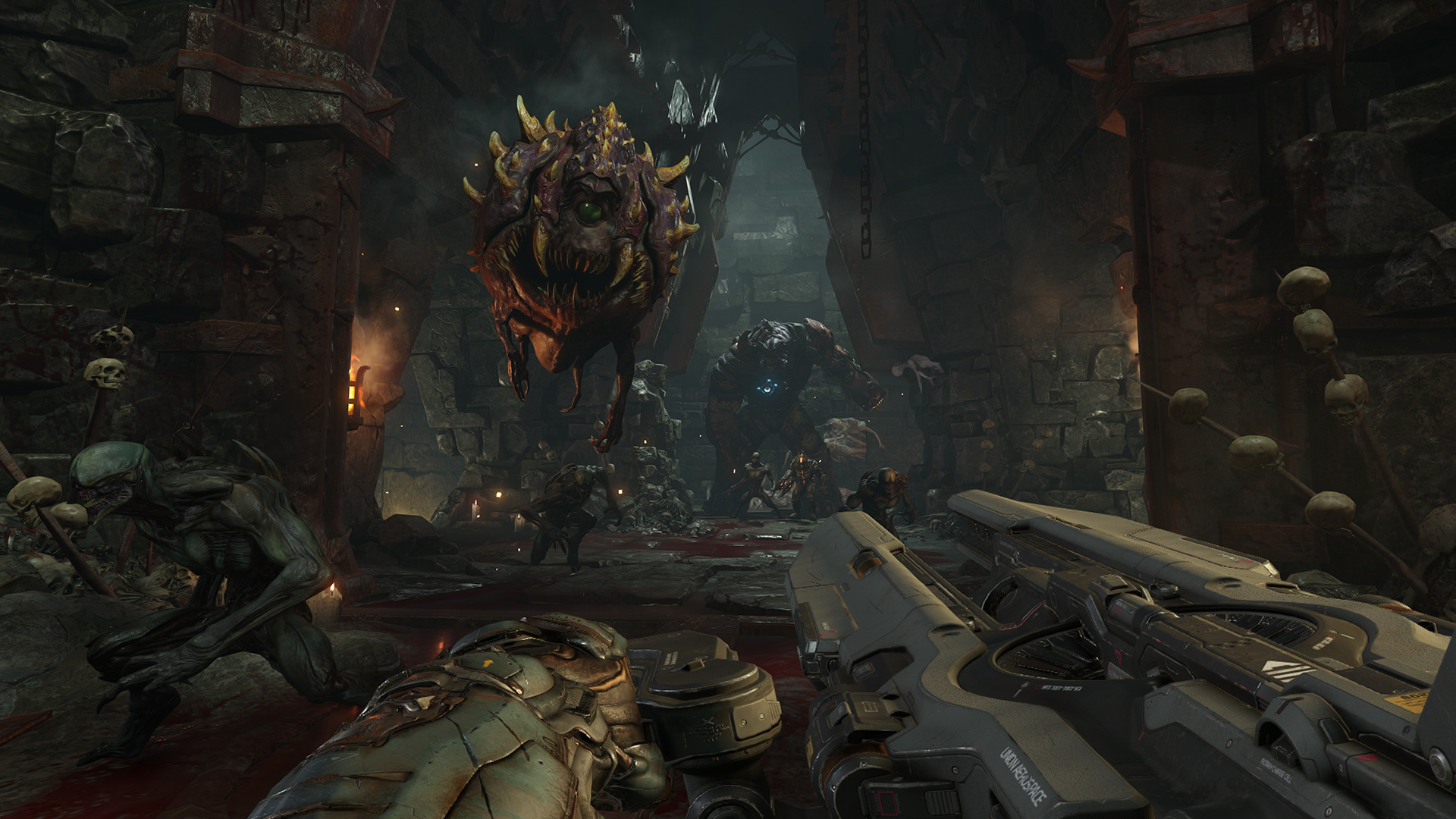 New Screenshots From DOOM - 2015-07-24 12:45:26