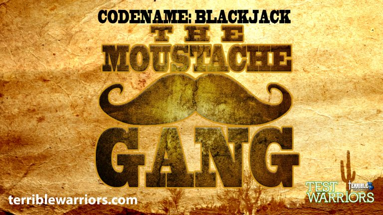 Codename: Blackjack - The Moustache Gang - Episode 03