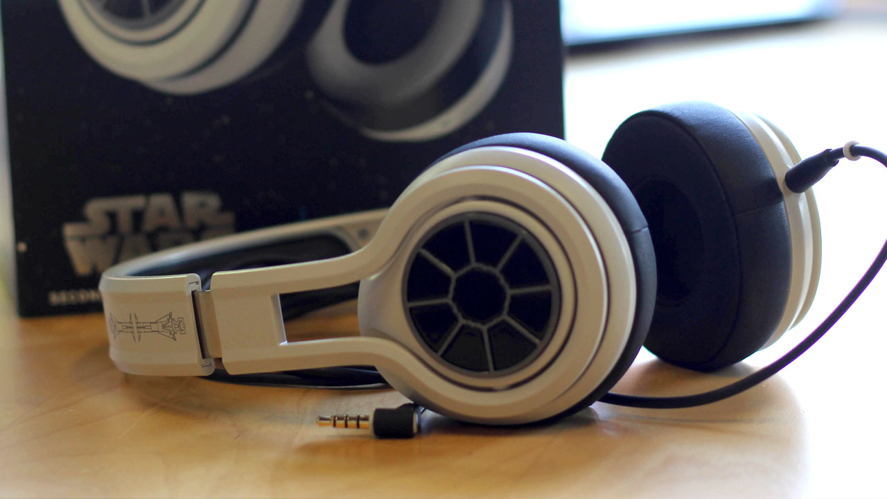 SMS Audio Star Wars Second Edition (Hardware) Review 3