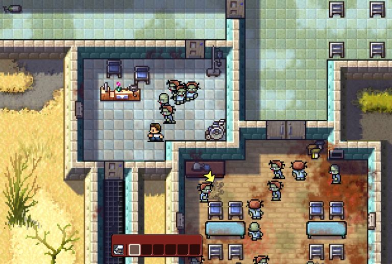 The Escapists: The Walking Dead Announced 2