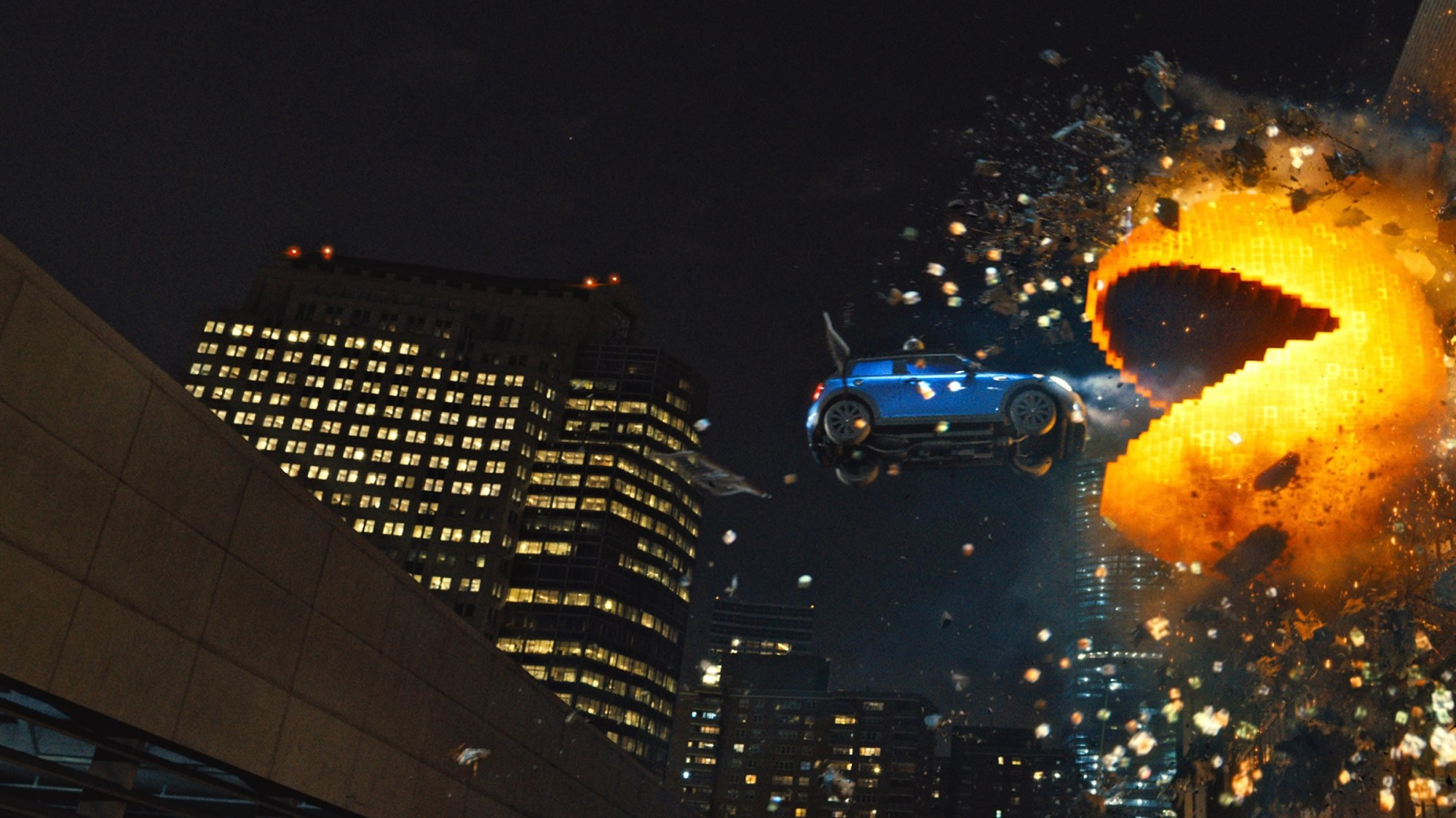 Pixels (Movie) Review 6