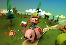 Papercraft Yourself an Adventure with Tearaway Unfolded - 2015-07-06 14:16:21
