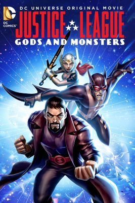 Justice League: Gods And Monsters (Movie) Review
