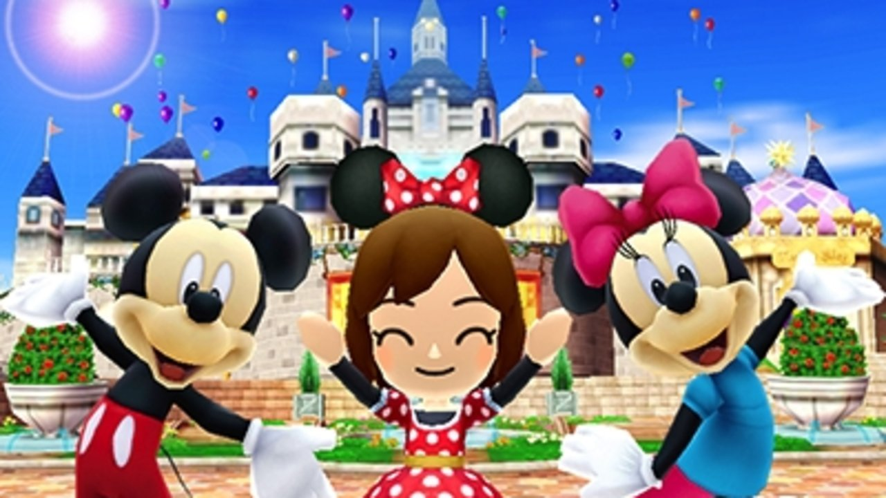 Disney Magical World 2 3DS Trailer - 2015-08-11 15:09:54
