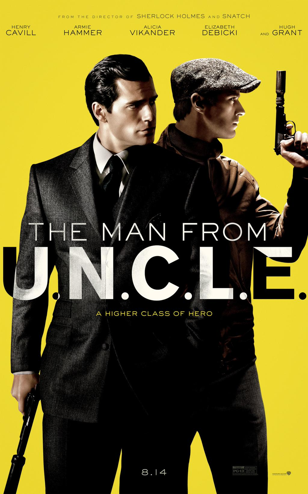 The Man from U.N.C.L.E. (Movie) Review 7