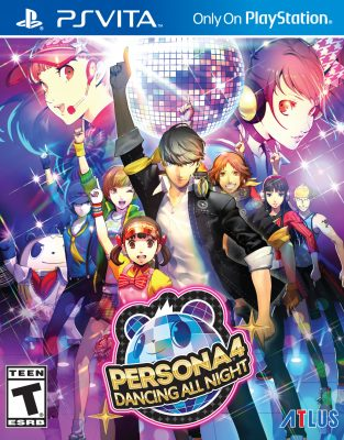 Persona 4: Dancing All Night (PS Vita) Review