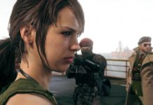 Keeping Quiet in Metal Gear Solid V: The Phantom Pain - 2015-09-18 09:16:41