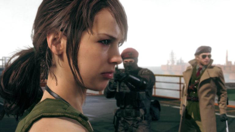 Keeping Quiet in Metal Gear Solid V: The Phantom Pain 3