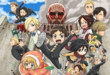 Attack on Titan: Junior High Is the Crazy We Never Knew We Wanted - 2015-09-08 09:52:00