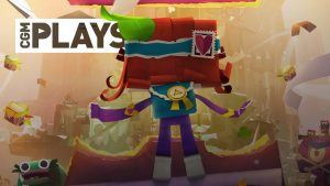 Let's Play: Tearaway Unfolded - 2015-09-02 14:58:43