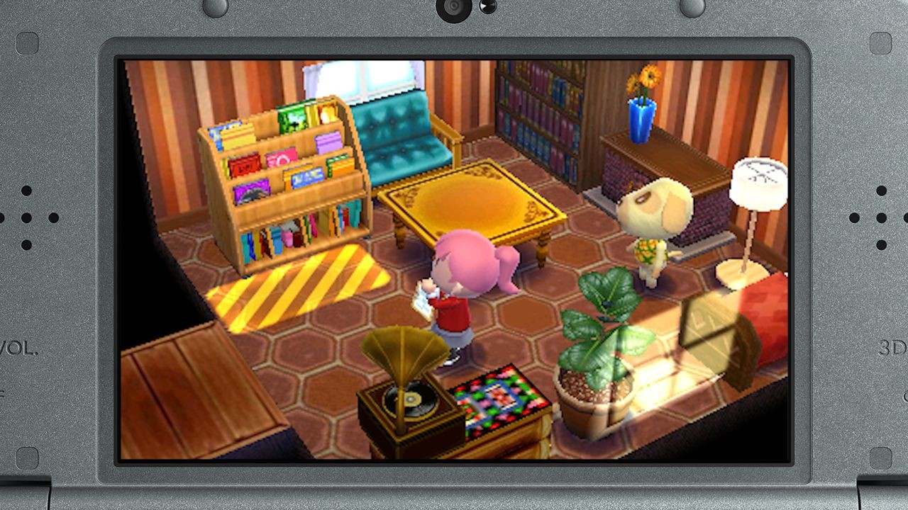 Animal Crossing: Happy Home Designer (3ds) Review 1
