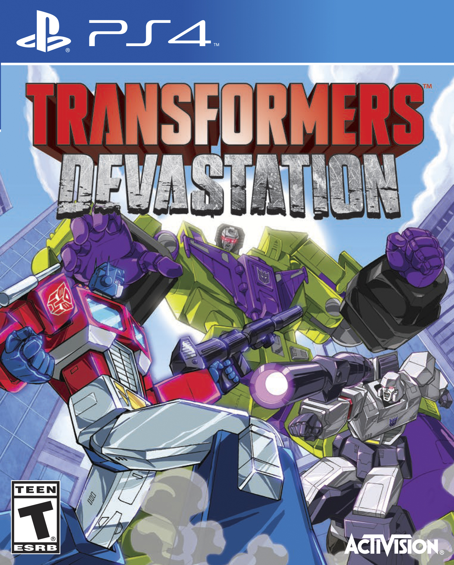 Transformers: Devastation (PS4) Review 6