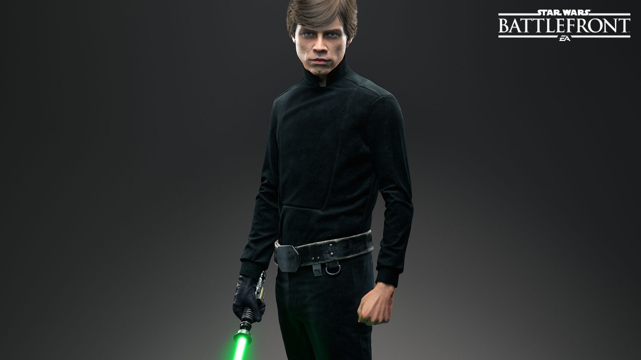Star Wars Battlefront Heroes and Villains Revealed - 2015-10-20 12:35:29